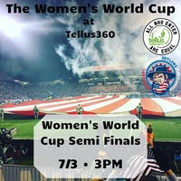 Women's World Cup Semi Finals(2nd game)