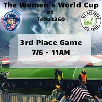 Women's World Cup 3rd Place Game