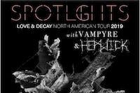 Spotlights w/ Vampyre