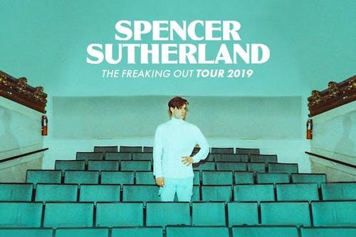 Spencer Sutherland @ The Back Bar