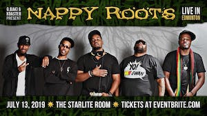 Nappy Roots Live In Edmonton w/ Special Guests