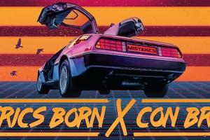 Lyrics Born + Con Brio w/ Billy Dean Thomas