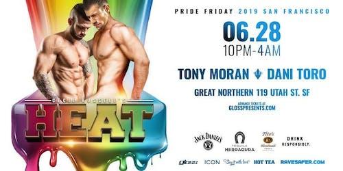 Heat Pride Friday 2019
