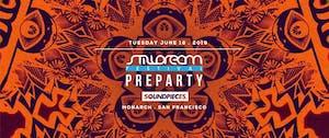 Stilldream Official Preparty - Kowta x J Leon, CTRL Z, Galea: Soundpieces