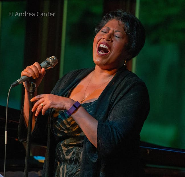 Joyce Lyons with Phil Aaron Trio