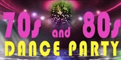 70's and 80's Dance Party with Vintage Vinyl