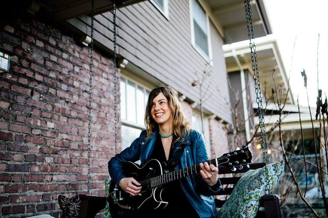 Claire Adams Trio in The Gospel Lounge