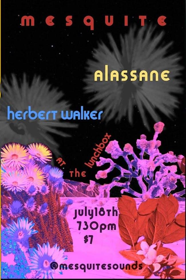 Mesquite // Alassane // Herbert Walker