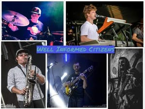 Well Informed Citizens host the Monday Night Open Jam