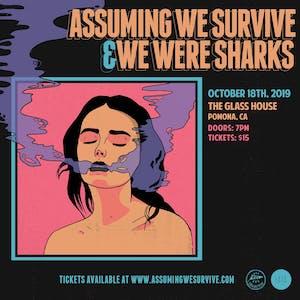 Assuming We Survive & We Were Sharks w/ We're No Gentlemen, Rev.Underground