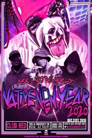 ABK NEW YEARS EVENT!