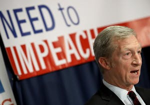 Conversation with Tom Steyer on why he's running for President