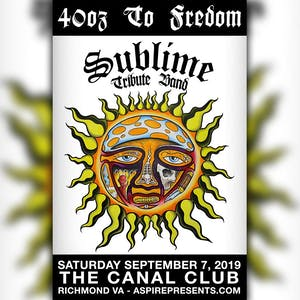 40oz to Freedom (Sublime Tribute)