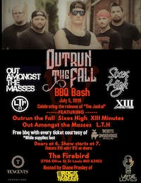 """Outrun The Fall """"The Jackal"""" Release and BBQ Bash"""
