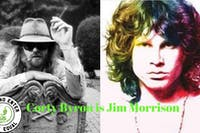 Corty Byron is Jim Morrison!!! Ride the Snake: The Music of the Doors Live!