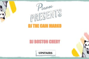 DJ The Cain Marko, DJ Boston Chery (FREE)