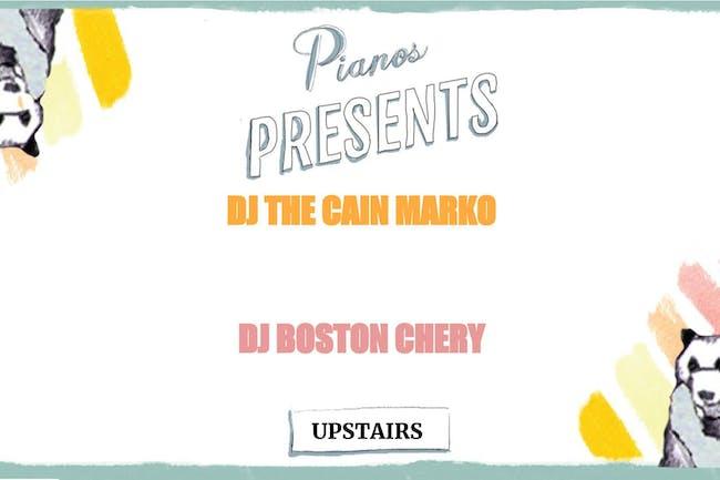 DJ The Cain Marko, DJ Boston Chery (FREE)
