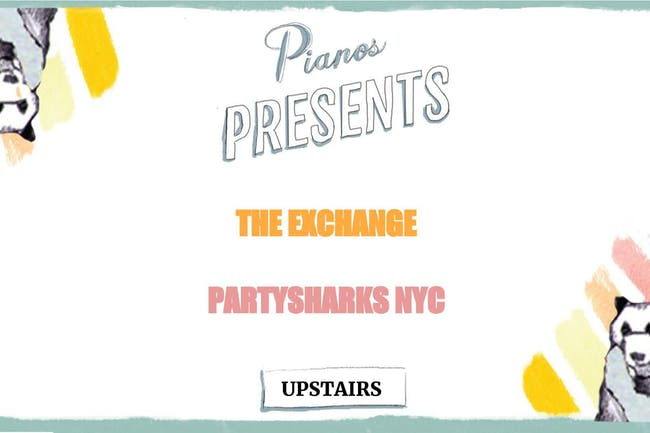 The Exchange, Partysharks NYC (FREE)
