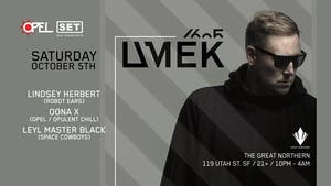 Opel & SET presents UMEK