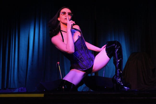 Burlesque Battle Of The Bands: Sugar Stains + Miss Olivia & The Interlopers
