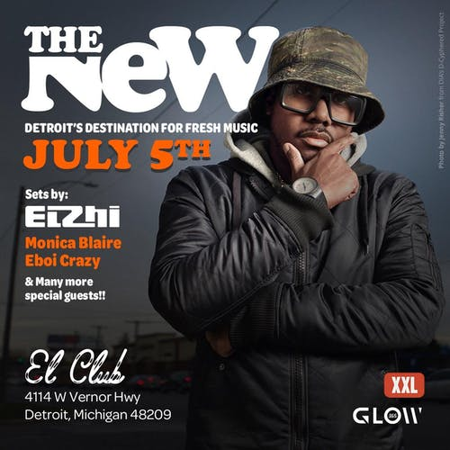 The New ft. Elzhi, Monica Blaire, Eboi Crazy