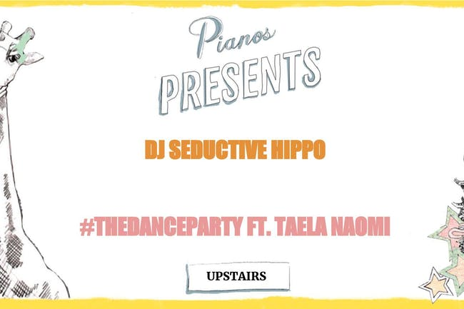DJ Seductive Hippo, #THEDANCEPARTY Ft. Taela Naomi (FREE)