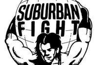 SUBURBAN FIGHT PRO WRESTLING - No Ring, No Rules - SOUND AND FURY II