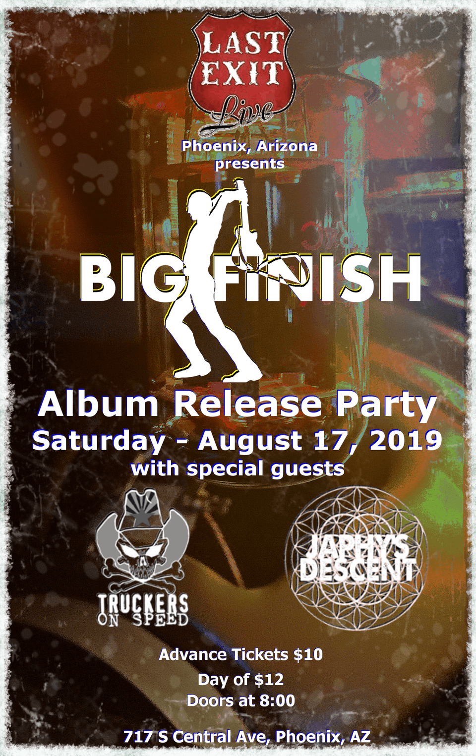 Big Finish - Album Release