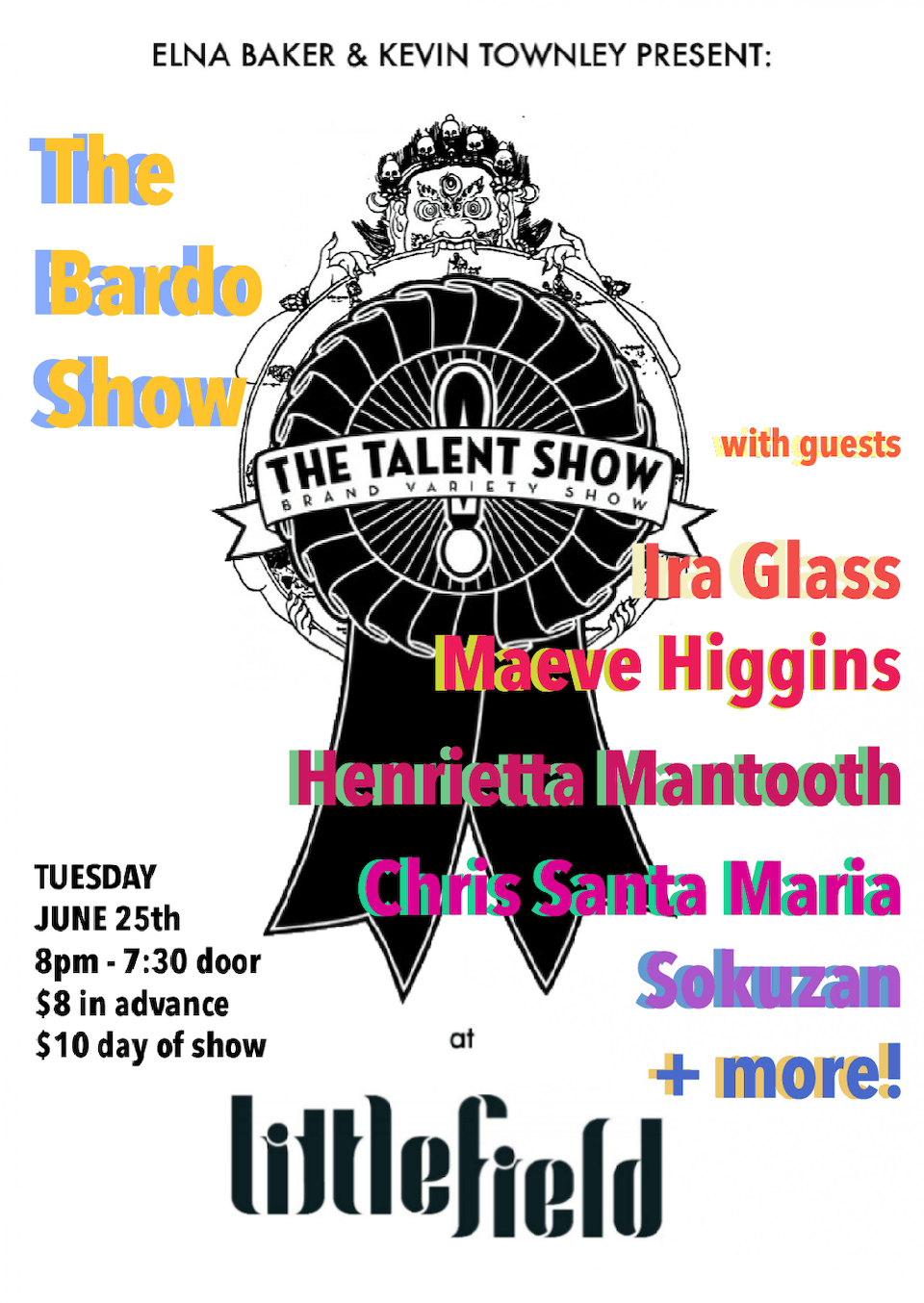 The Talent Show: The Bardo Show