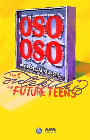 Oso Oso, The Sidekicks, Future Teens