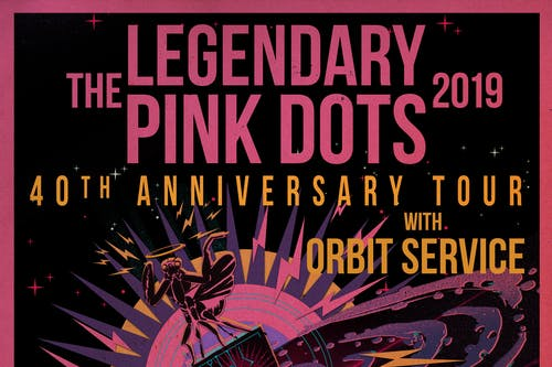 The Legendary Pink Dots @ The Sunset