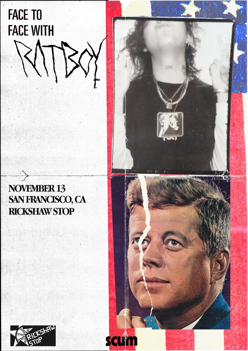 RAT BOY and support TBA