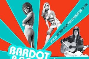 BARDOT A GO GO's Pre-Bastille Day Dance Party!