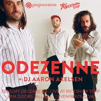 ODEZENNE with support tba