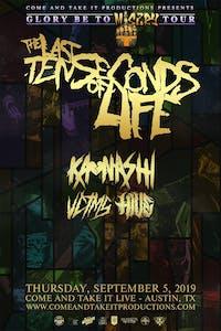 LAST TEN SECONDS OF LIFE