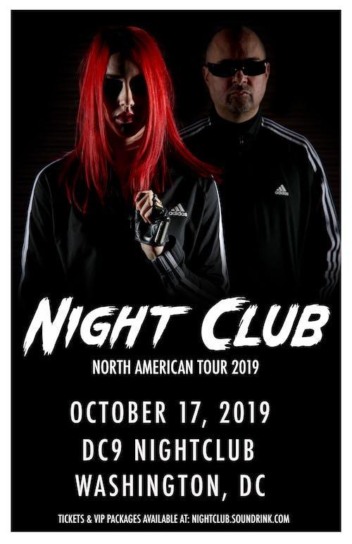 Night Club ‡ The Purge