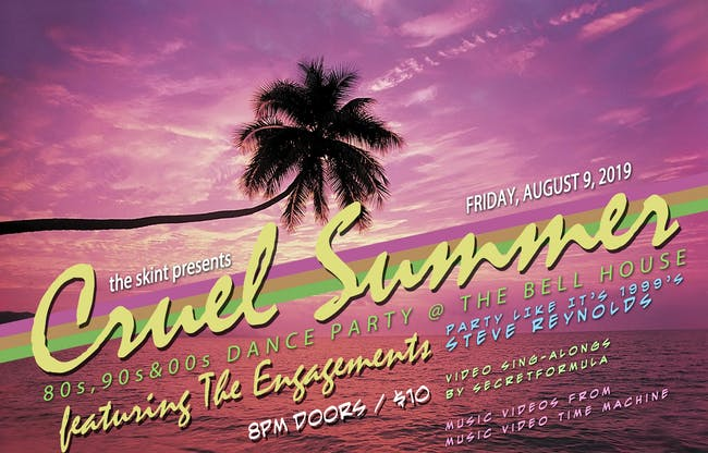 Cruel Summer: 80s, 90s & 00s Dance Party