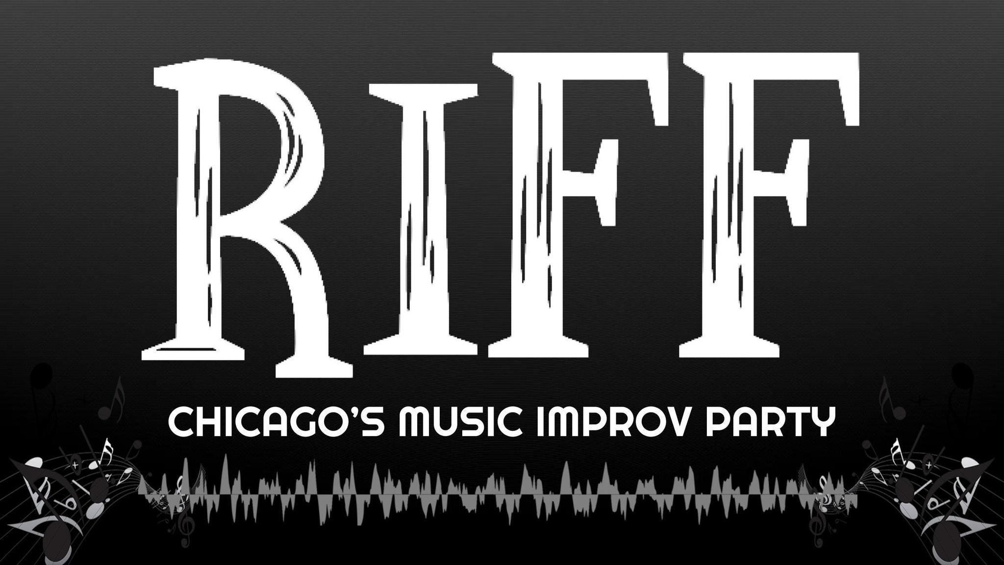 RIFF: Chicago's Music Improv Party (CHIMIF 2019)
