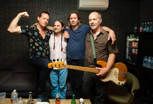 Hot Snakes w/ Des Demonas / The Missed