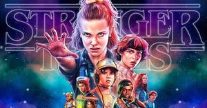 Stranger Things 80s Party