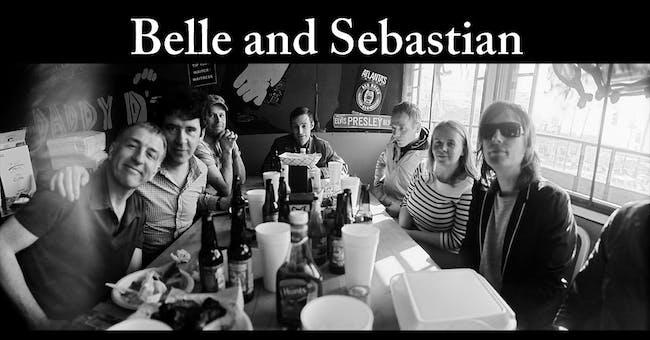 Belle & Sebastian w/ Men I Trust