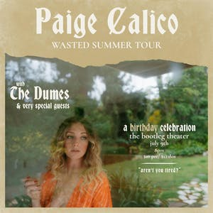 Paige Calico