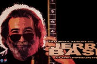 12th Annual Jerry Garcia Birthday Bash