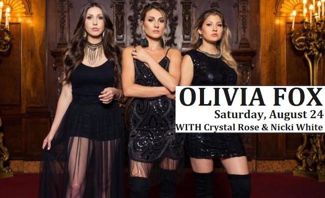 Olivia Fox w/ Crystal Rose and Nicki White Album Release Show