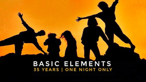 Basic Elements 35 Year Reunion Show