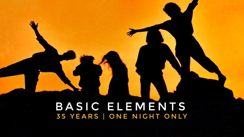 Basic Elements 35 Year Reunion Show