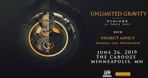 Unlimited Gravity x Project Aspect with Profresher and Hedawn