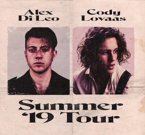 Alex Di Leo & Cody Lovaas with Dossey @ Mohawk (Indoor)