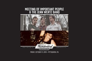 Meeting of Important People & The Jenn Wertz Band