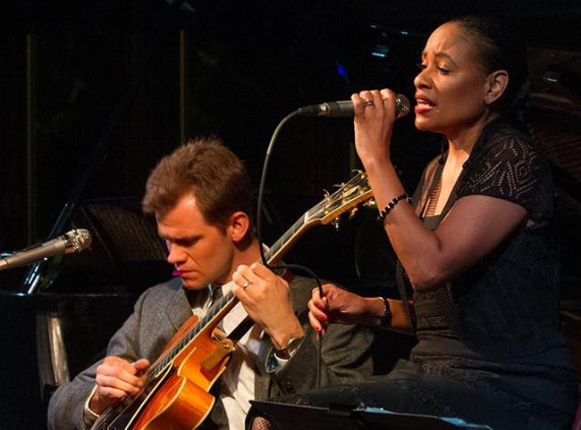 The Billie Holiday Songbook with Charmin Michelle and Sam Miltich